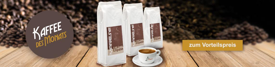 Kaffee des Monats: Café Crema Ellpase