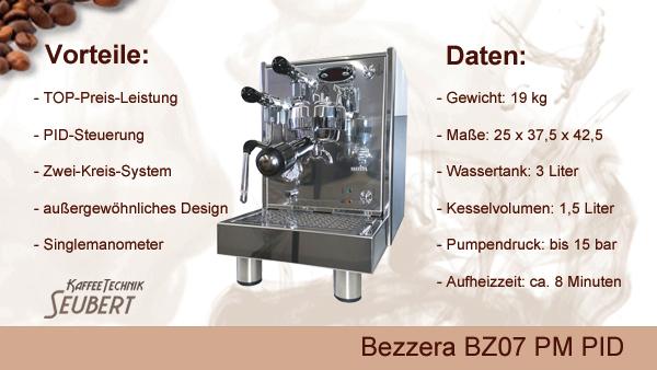 Bezzera BZ07 DE PID