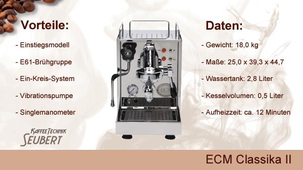 ECM Classika II