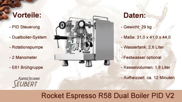 RocketR58 Dualboiler PID v2