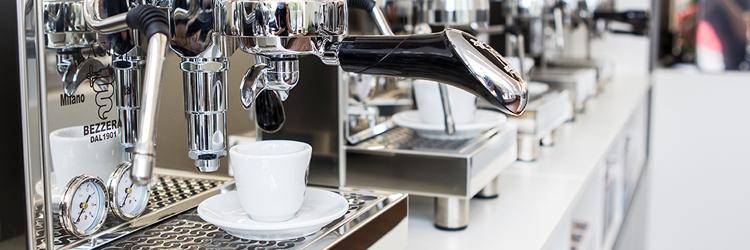 Bezzera Siebträger Espressomaschinen