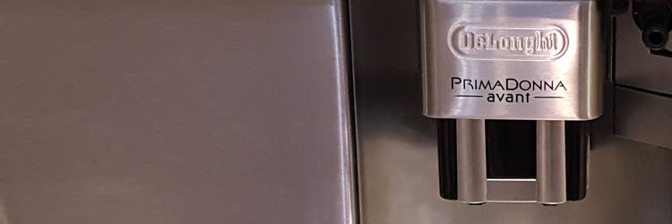 Kaffeevollautomaten von DeLonghi