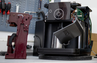 Ersatzteile für Kaffeevollautomaten