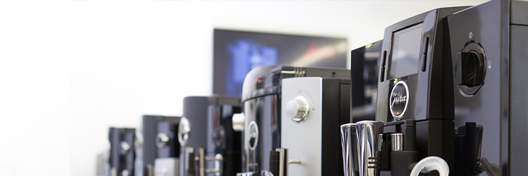 Jura Impressa A-Serie Kaffeevollautomaten