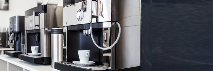 Kaffeevollautomaten von WMF