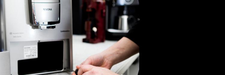 Ersatzteile für Nivona Kaffeevollautomaten