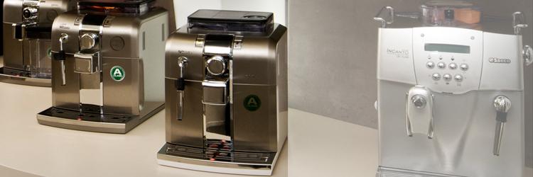 Kaffeevollautomaten von Saeco
