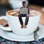 Journalisten trinken während der Arbeit den meisten Kaffee