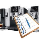 Der große JURA-Kaffeevollautomaten-Testvergleich: E8, S8 und Z8