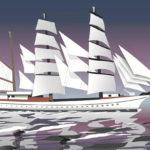 Per Segelschiff – Emissionsfreier Kaffee im Jahr 2019