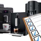 Im Test: NIVONA und JURA Kaffeevollautomaten für Einsteiger