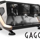 Die La Reale Espressomaschine von Gaggia