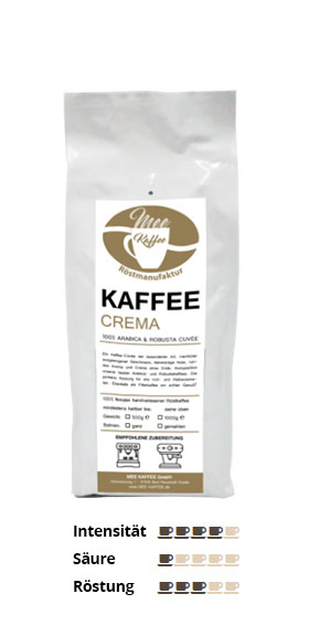 Mee Kaffee Crema