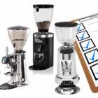 Im Test: Espressomühlen für den Einsatz in der Gastronomie