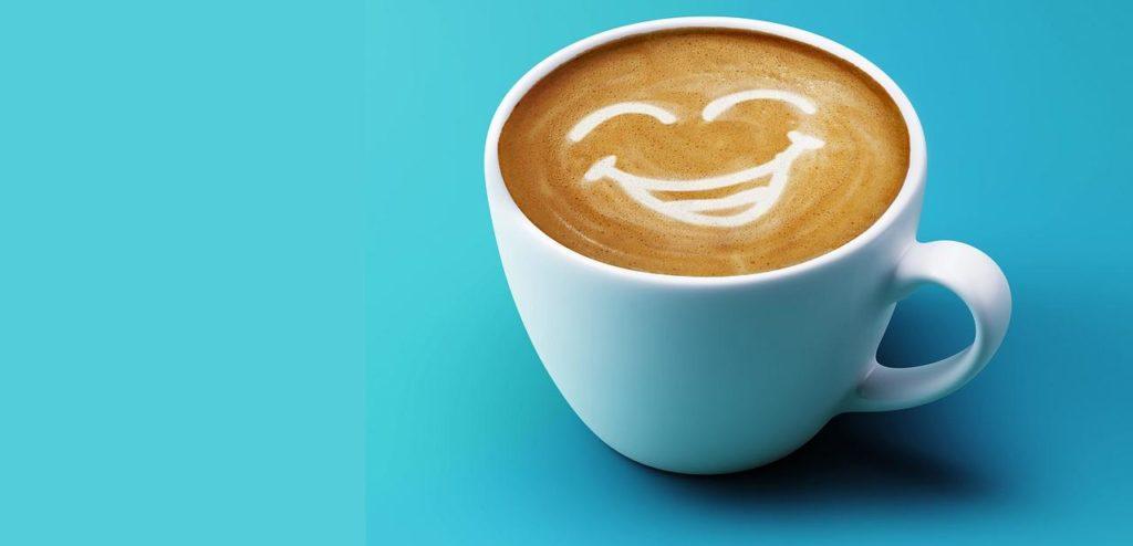 Moleküle sorgen unteranderem für ein samtes Mundgefühl beim Kaffeetrinker