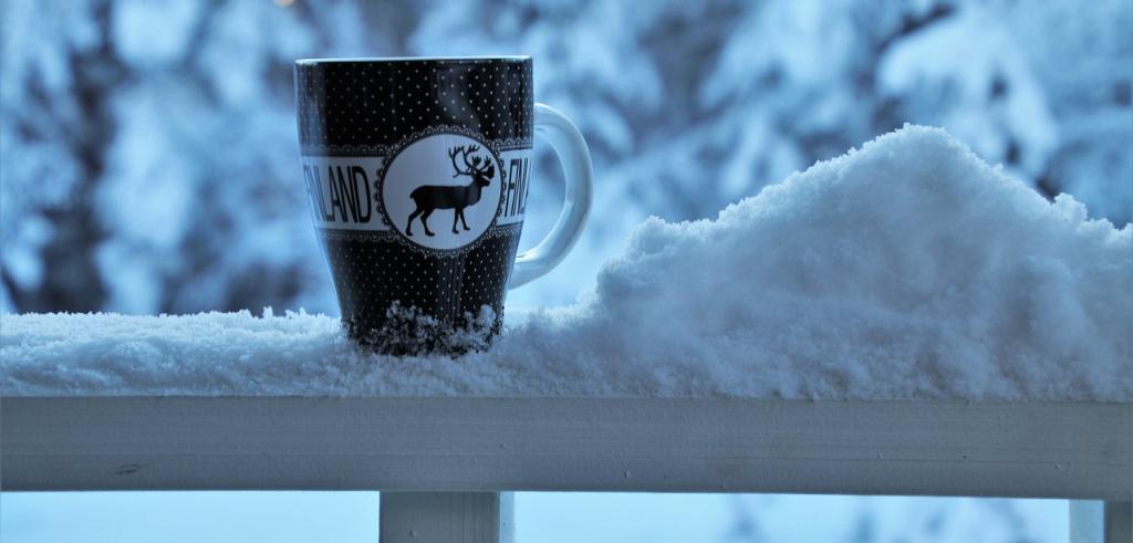 Finnland Kaffeetasse