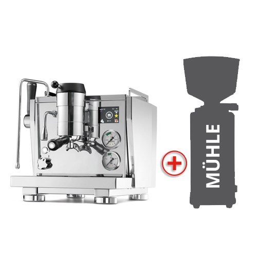 Rocket Espresso R NINE ONE (Bundle mit Mühle)