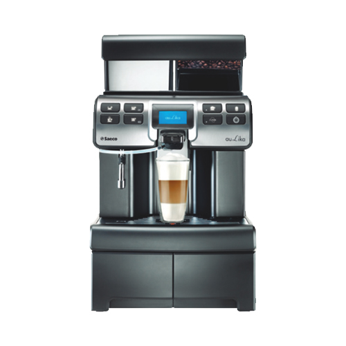 Vorführgerät Saeco Aulika TOP One Touch Cappuccino Evo anthrazit FW/WT
