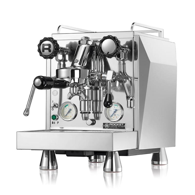 Appartamento Rocket Espresso Espressomaschine Kupfer