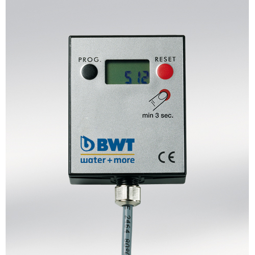 BWT LCD-Display / Aquameter