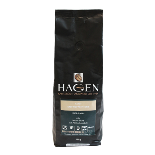 Hagen Kaffee Entkoffeiniert
