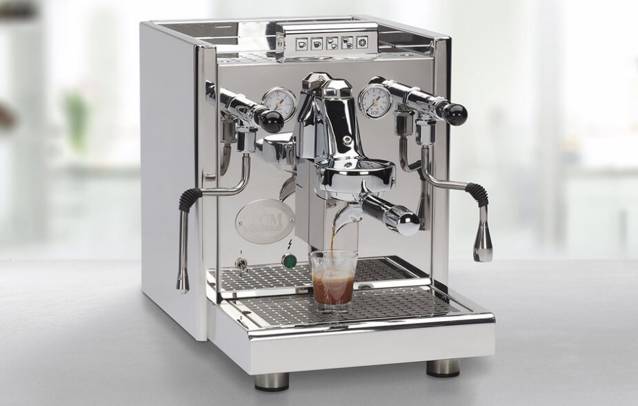 espressomaschine ecm elektronika profi ii. Black Bedroom Furniture Sets. Home Design Ideas