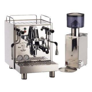 Siebträger mit kostenloser Espressomühle