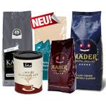 Kaffeespezialitäten vom Kaffeetechnik Shop
