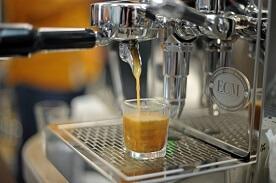 Espresso Temperatur und Druck