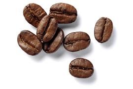 8 Kaffeebohnen