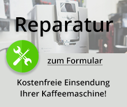 Service und Reparatur mit kostenloser Geräteeinsendung
