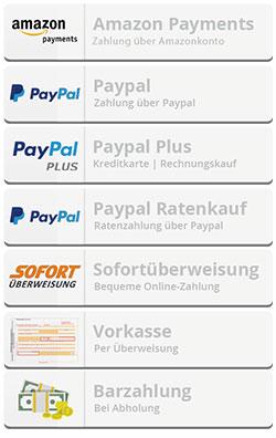 Zahlungsmoeglickeiten webshop