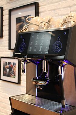 Host 2017 - Gastronomie Kaffeeautomat