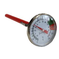 Thermometer für die richtige Milchschaumtemperatur