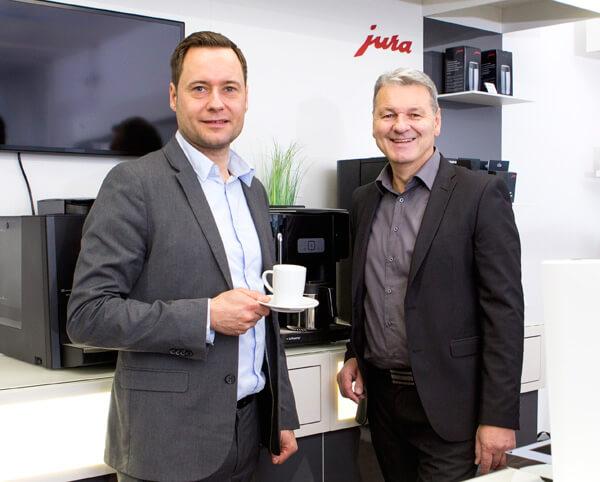 KaffeeTechnik Seubert Geschäftsführer