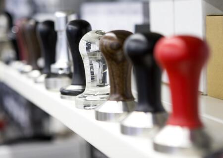 Tamper für Siebträger Espressomaschinen
